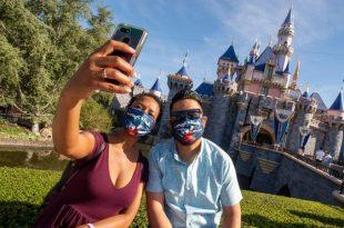 Disneyland, en California, reabre tras más de un año cerrado