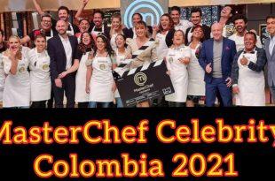 Masterchef Celebrity Colombia 2021